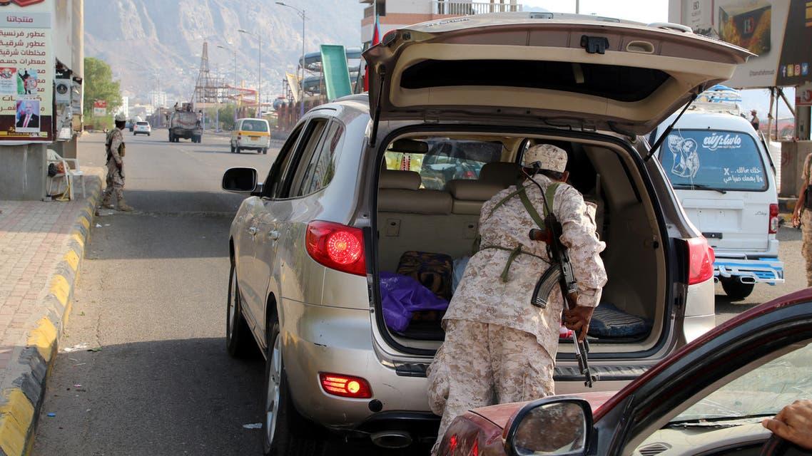 قوات المجلس الانتقالي في عدن