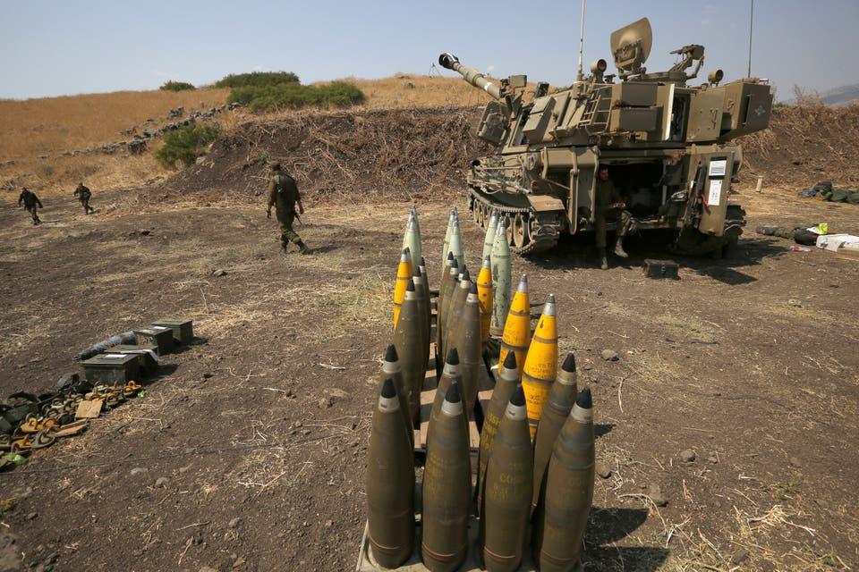 إسرائيل لا إصابات بهجوم حزب الله وانتهاء العمليات