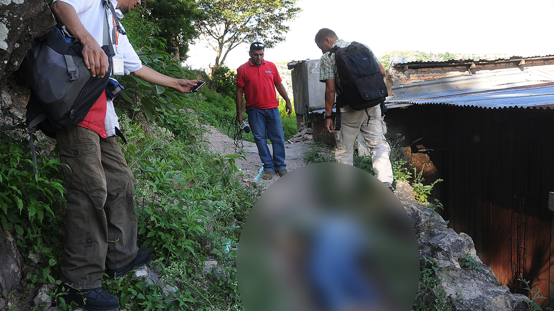 Honduras journalist killed. (File photo: AP)