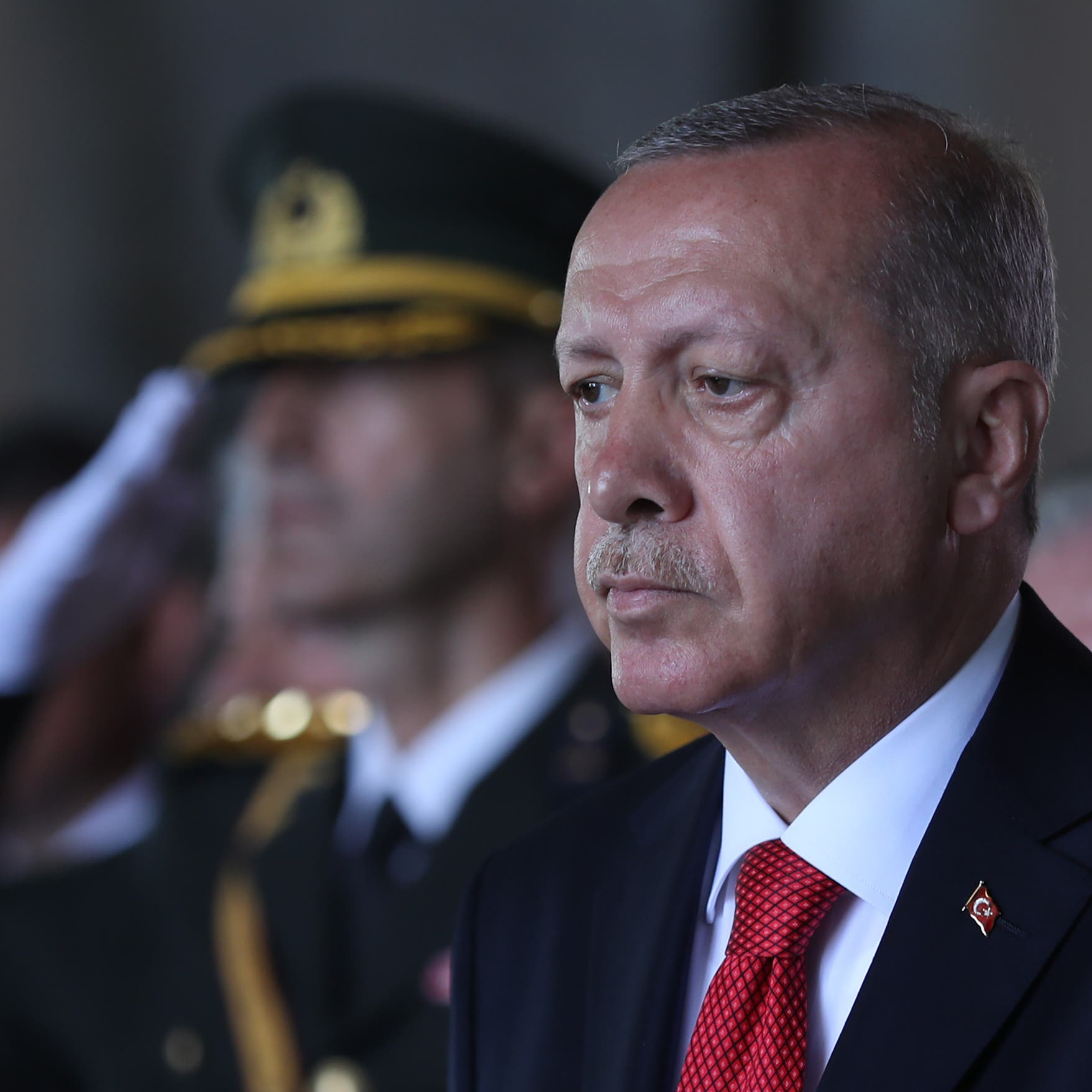 أردوغان: العملية في سوريا قد تبدأ في أي وقت