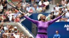 Serena Williams advances in New York despite ankle injury
