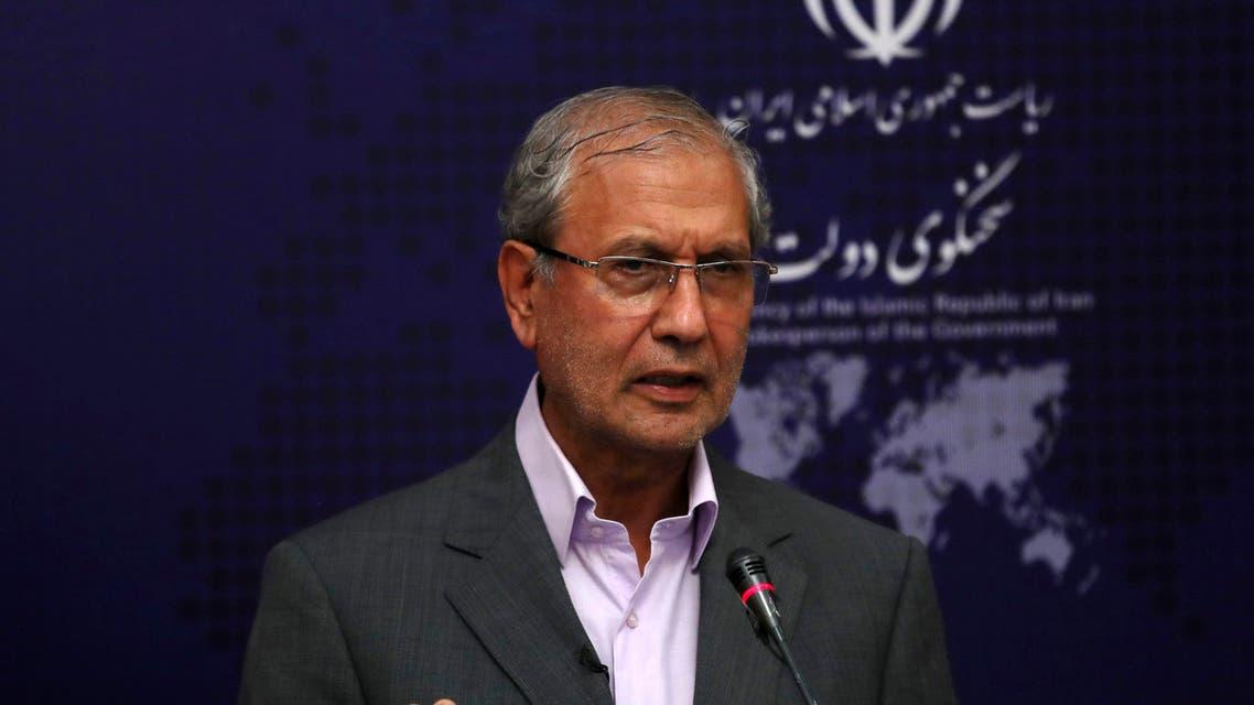 Ali Rabiei Iran - AP