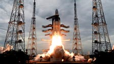 Indian moon mission's landing module separates from orbiter