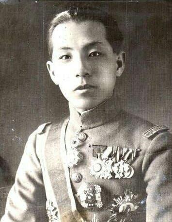 صورة للجنرال الصيني القومي تشانغ زوليانغ