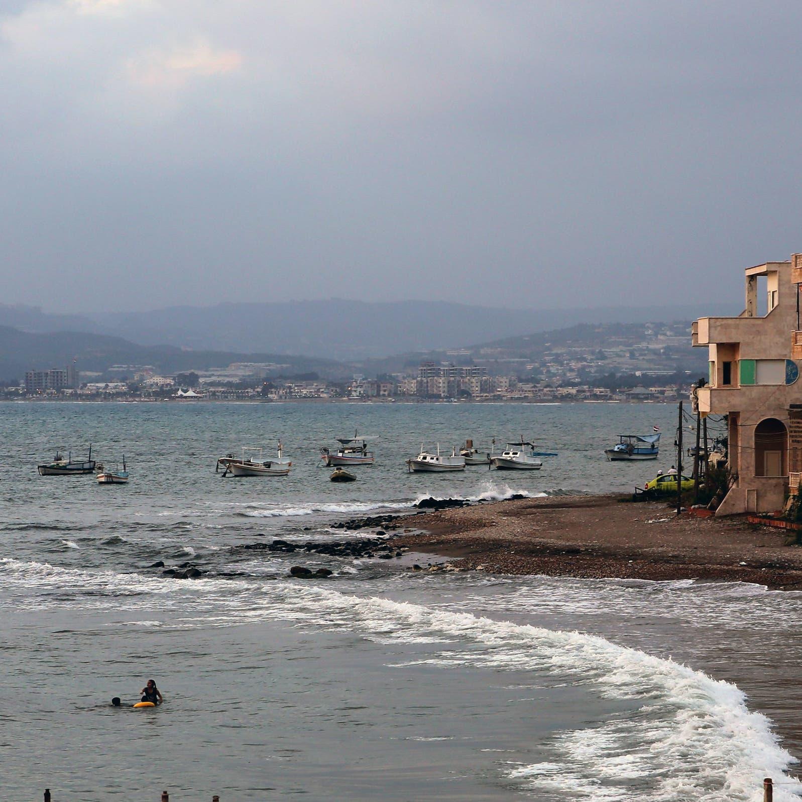 مرفأ إيران على البحر المتوسط على حدود سوريا ولبنان