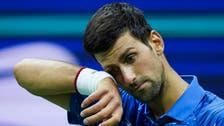 Defending US Open champion Djokovic retires injured