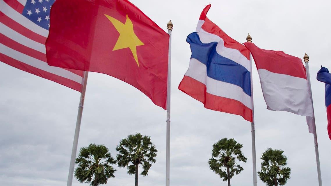 ASEAN - US navy maritime exercises China - AP