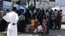 UN criticizes transfer of 1,600 displaced Iraqis