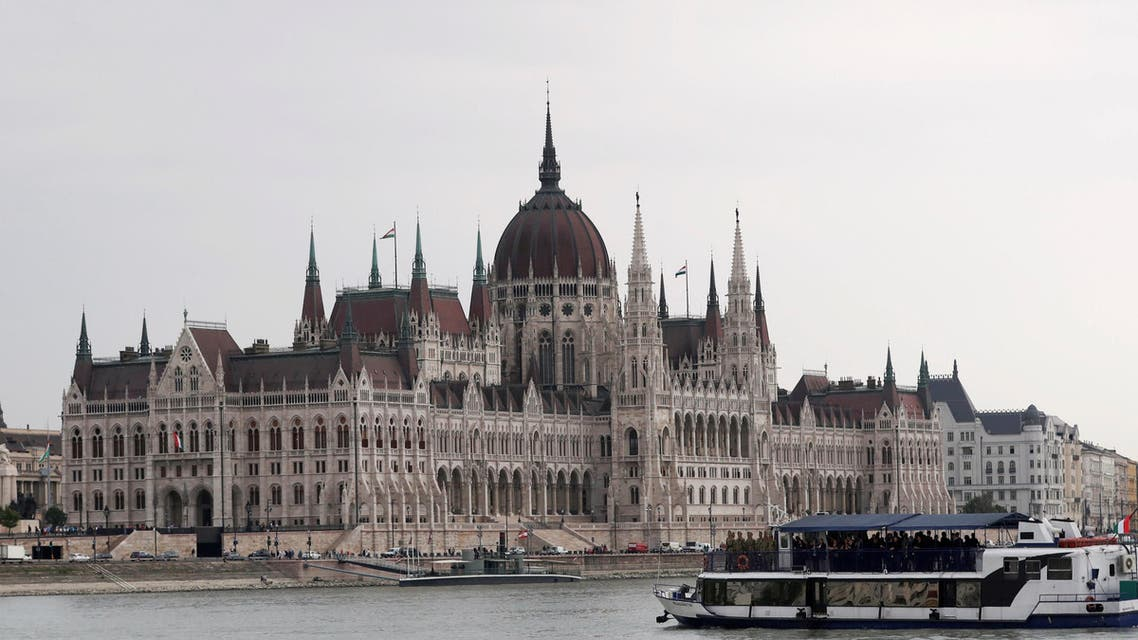 Budapest Parliament Hungary River - Reuters