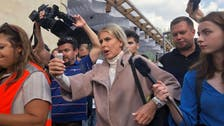 Police detain Russian opposition activist after Moscow protest