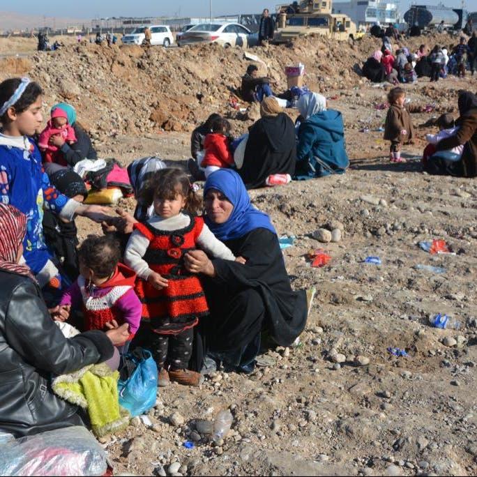 """هيومن رايتس: """"كردستان"""" يمنع العرب من العودة.. والإقليم يرد"""