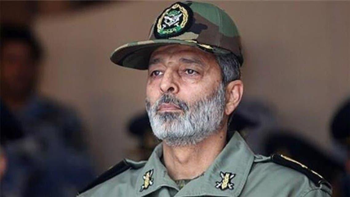 Iranian army Commander Maj. Gen. Abdolrahim Mousavi