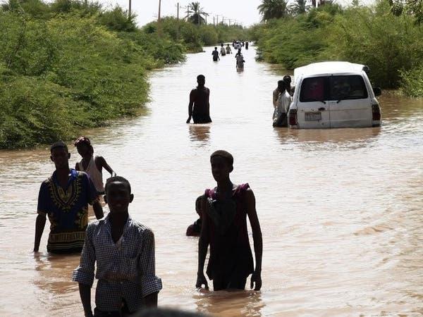 فيضانات قاتلة تضرب السودان.. 78 قضوا غرقا