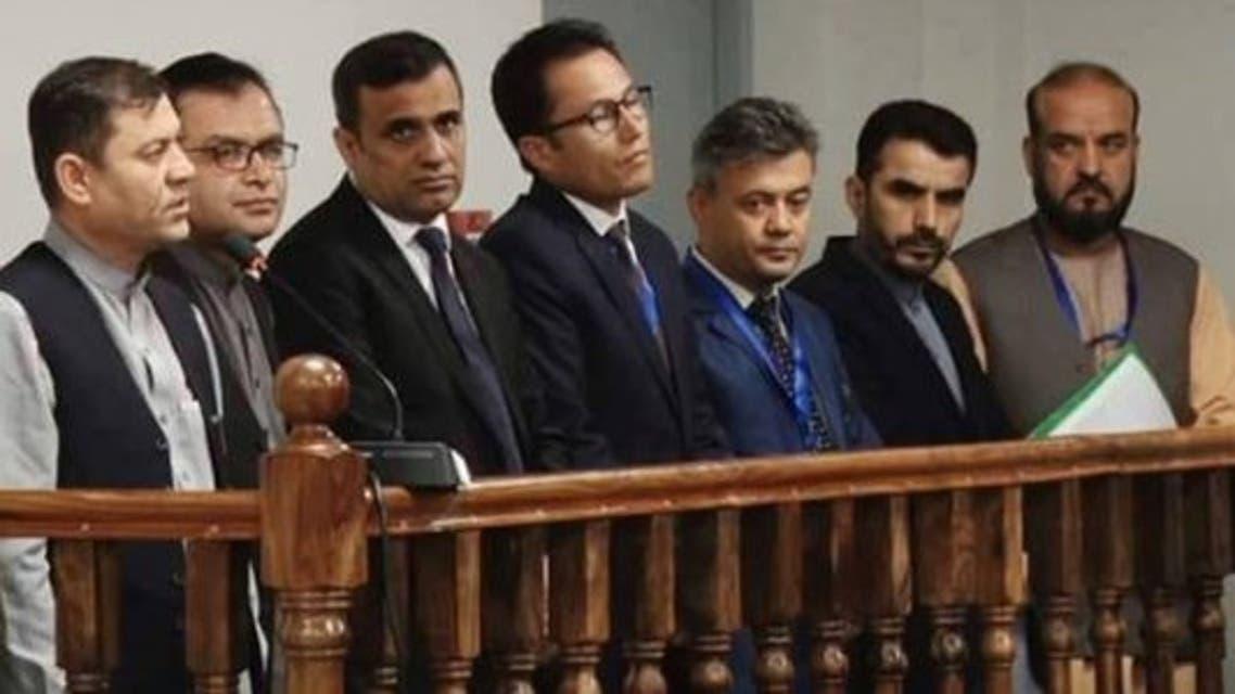 10 کمیشنر سابق کمیسیون انتخابات افغانستان به زندان منتقل شدند