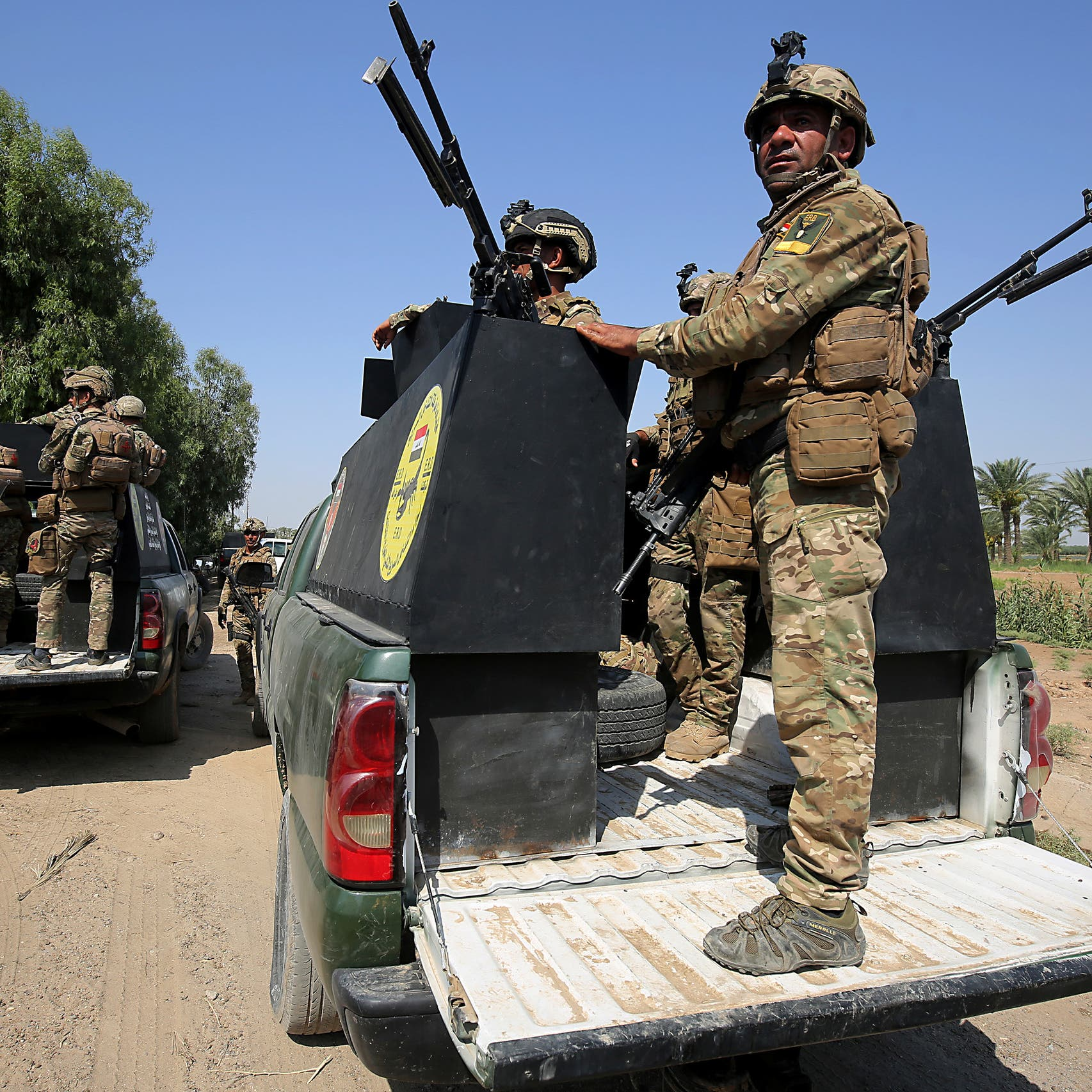 هل استأنف العراق العمليات مع التحالف ضد داعش؟