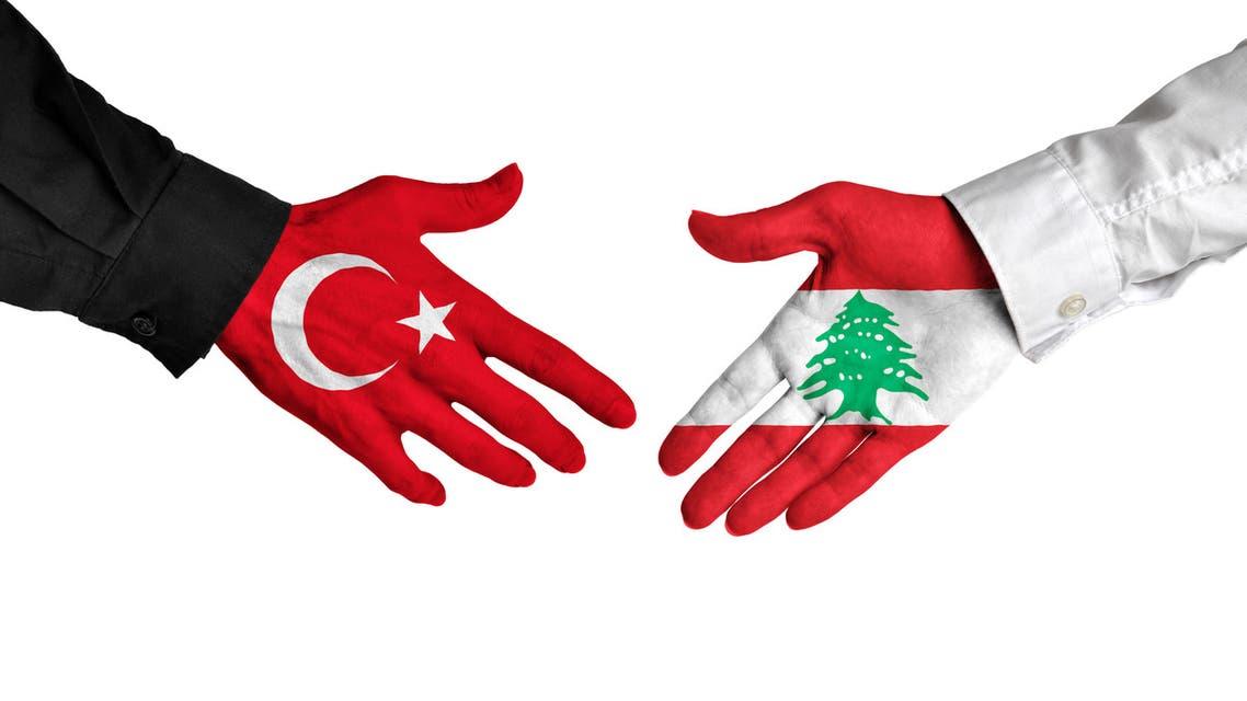 لبنان تركيا n