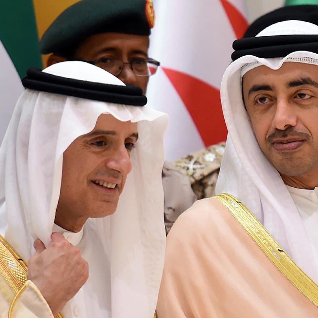 عبدالله بن زايد والجبير في باكستان لإجراء محادثات