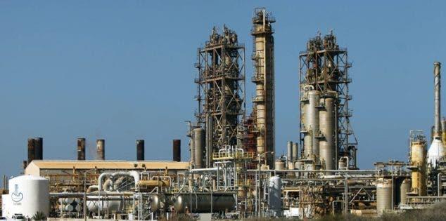 حقل البيضاء النفطي في ليبيا