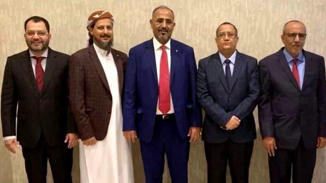 yameni delagaion reached in Jaddah