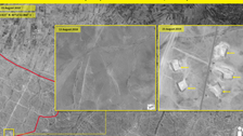 ایران نے شام میں نیا فوجی اڈہ قائم کرلیا:امریکی ٹی وی چینل کادعویٰ