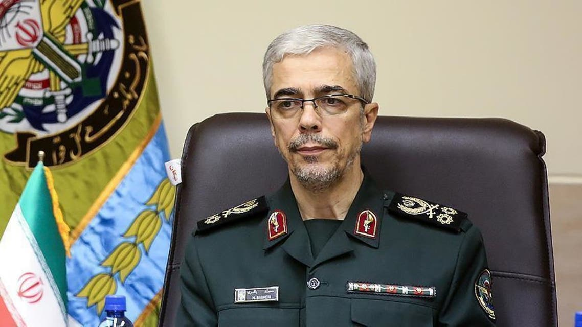 سرلشکر محمد باقری رئیس ستاد کل نیروهای مسلح ایران