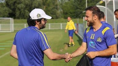 العمراني ينضم إلى قائمة أعضاء الشرف الذهبيين في النصر