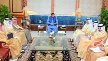 سعودی، اماراتی وزرائے خارجہ کی وزیراعظم عمران خان سے ملاقات