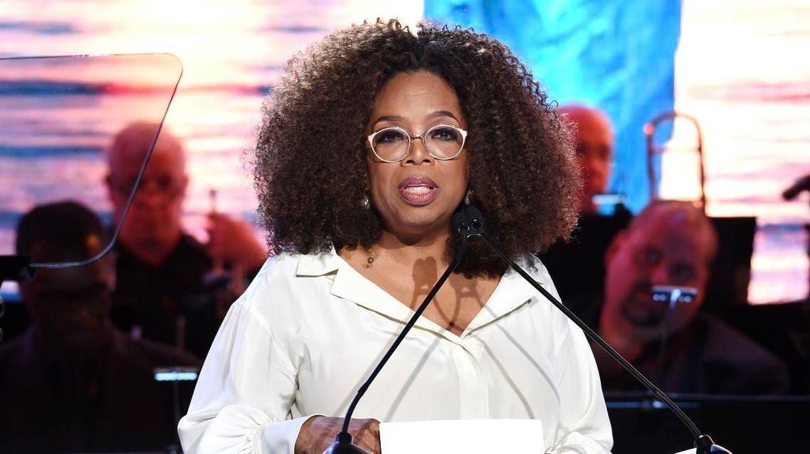 Oprah Winfrey. (AP)