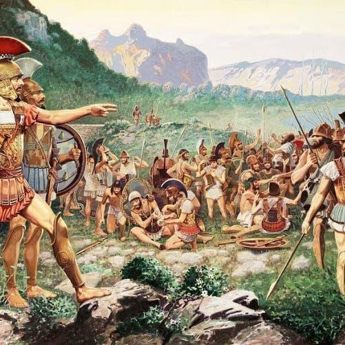 برشوة وكهنة.. تسبب رجل في حرب وغيّر نظام أثينا بأكمله