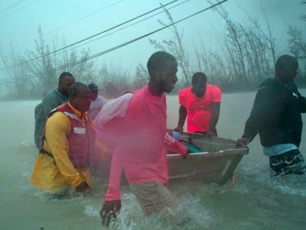 70 ألف شخص بحاجة لمساعدة فورية بالباهاماس بسبب إعصار دوريان