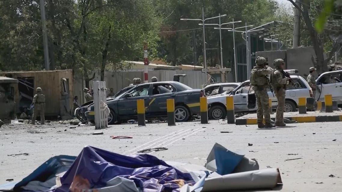 THUMBNAIL_ مقتل جنديين أميركيين وآخر روماني في هجوم لطالبان