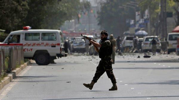 بذكرى 11 أيلول.. انفجار قرب السفارة الأميركية في كابول