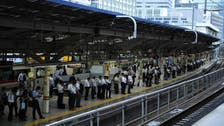 Thirty injured as train and truck collide near Tokyo