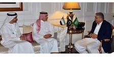 پاکستانی فوج کے سربراہ سے سعودی واماراتی وزرائے خارجہ کی ملاقات