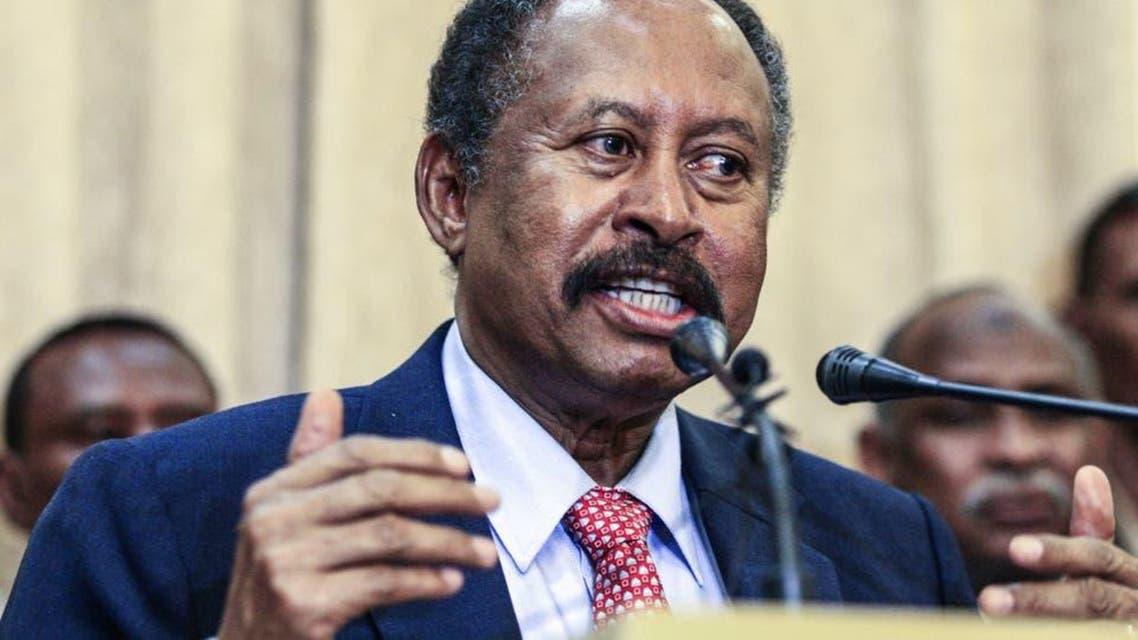 Sudan: Abdullah Hamdouk