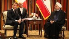 فرانس کی کوششوں کو نقصان پہنچانے کے حوالے سے پیرس کا ایران کو انتباہ