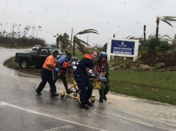 ارتفاع حصيلة ضحايا إعصار دوريان في الباهاما إلى 44 قتيلاً