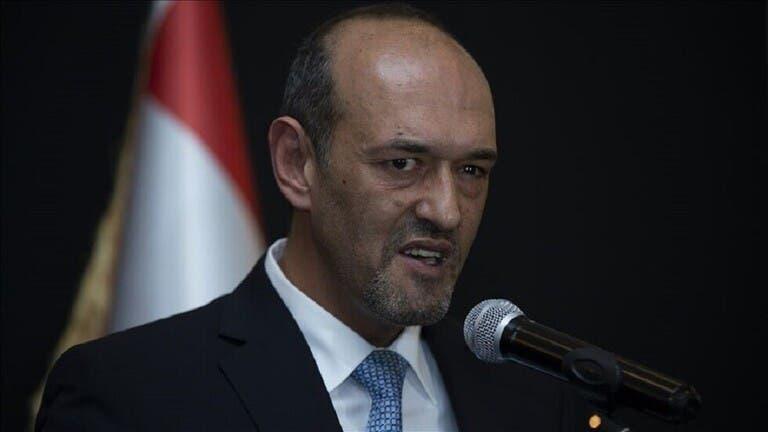 السفير غسان المعلم