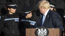 برطانوی وزیراعظم کی تقریر کے دوران خاتون پولیس اہلکار بے ہوش: ویڈیو وائرل