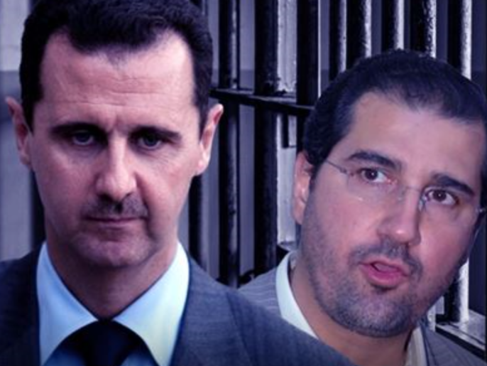 """""""الشباب بدن الشركة"""".. هكذا رد مخلوف على قرار الأسد"""