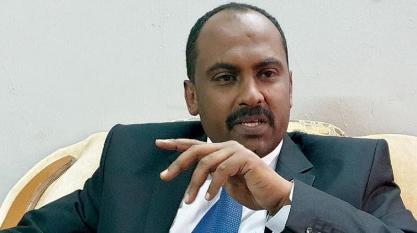 الناطق الرسمي لمجلس السيادة في السودان محمد الفكي سليمان