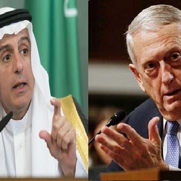 ماتيس يكشف تفاصيل جديدة عن دور إيران بمحاولة اغتيال الجبير.. ورد فعل أوباما