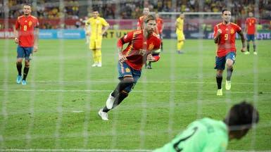 إسبانيا تتجاوز رومانيا بصعوبة في تصفيات يورو 2020
