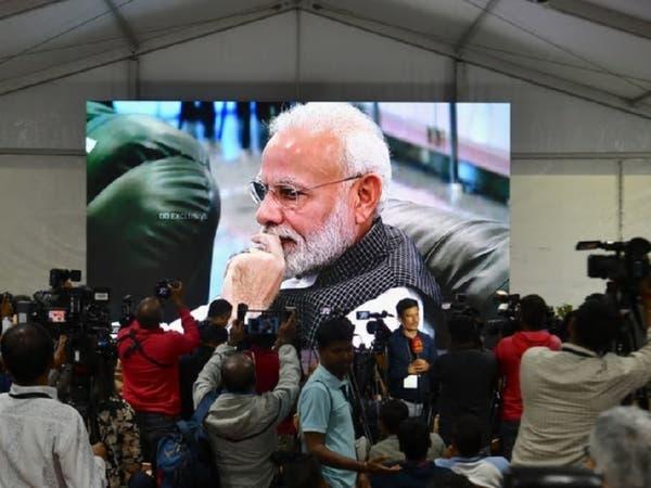 الهند تفشل بإنزال مكوك وطوافة روبوتية على سطح القمر