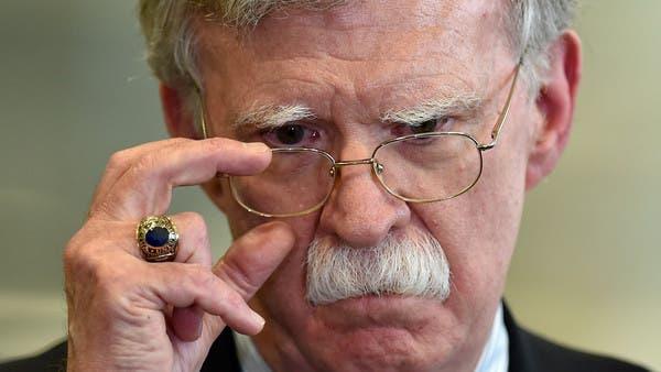 """بولتون: ناقلة إيران توجهت إلى سوريا.. و""""صور تؤكد"""""""