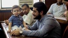اسامہ مرسی اپنے والد محمد مرسی کے پہلو میں سپرد خاک