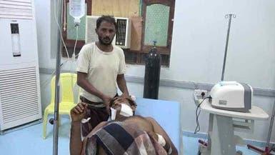 قناصة الحوثي يمطرون المدنيين في تعز والحديدة.. وإصابة 3
