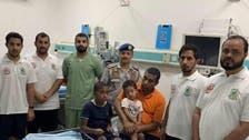 إنقاذ سيدة سعودية و3 مصريين من الغرق في عسير