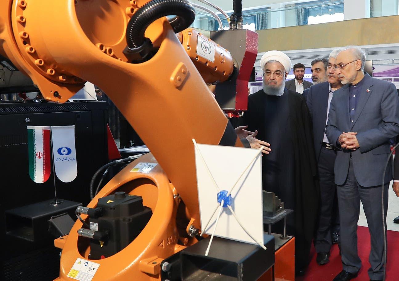 ایران کا نطنز کی جوہری تنصیب میں 60٪ تناسب سے یورینیم افزودہ کرنے کا ارادہ