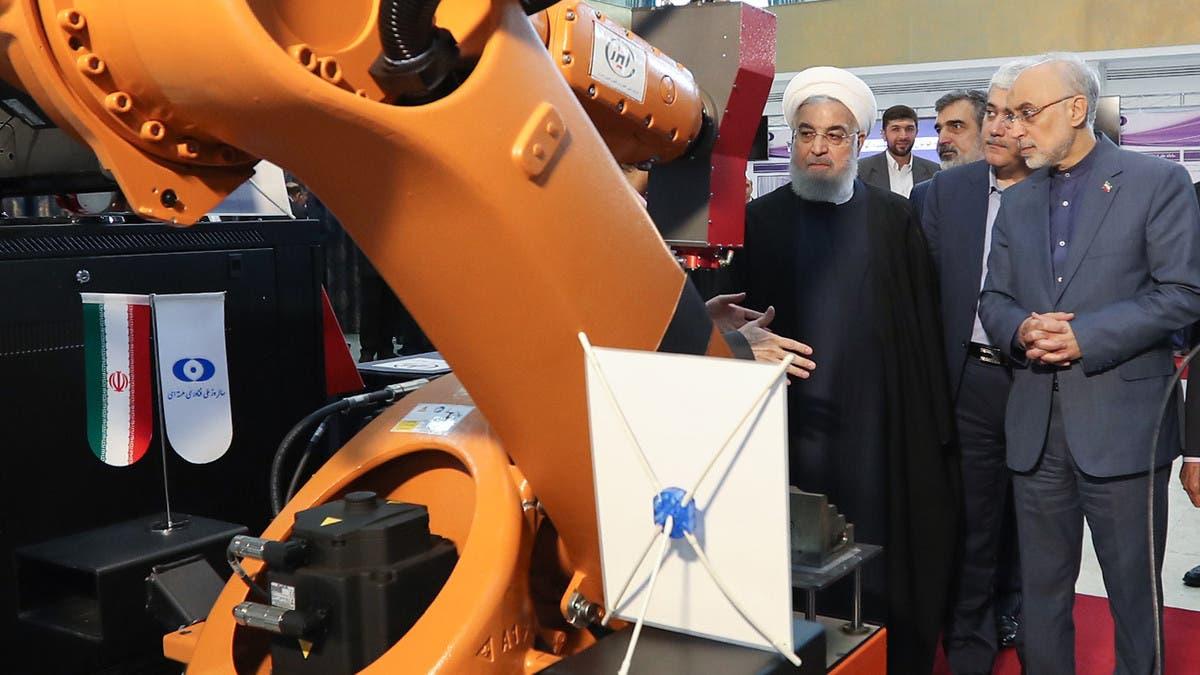 روحاني على خطى خامنئي: لن نتفاوض على الصواريخ والقضايا الإقليمية